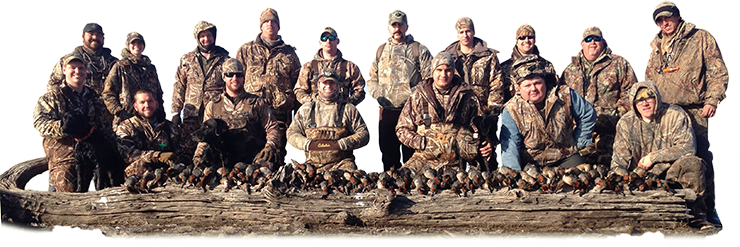 North Texas Duck and Dove Hunting Rates