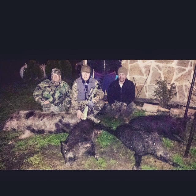 Leases Under 300 >> Thermal Hog and Pig Hunts in North Texas